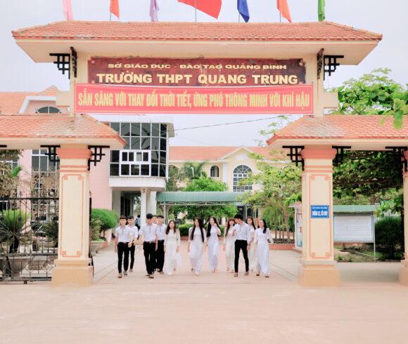 Thông báo kết quả thi tuyển sinh vào lớp 10 THPT năm học 2021 – 2022 tại điểm thi THPT Quang Trung